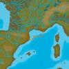 C-MAP EM-N141 : MAX-N L: GULF OF LION : Mediterranean and Black Sea - Local