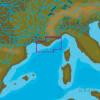 C-MAP EM-N142 : MAX-N L: FRANCE MEDITERRANEAN EAST : Mediterranean and Black Sea - Local