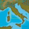 C-MAP EM-N144 : MAX-N L: MARINA DI CASTAGNETO TO ACCIAROLI : Mediterranean and Black Sea - Local