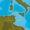 C-MAP EM-N149 : MAX-N L: NORTHERN TUNISIA : Mediterranean and Black Sea - Local