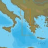 C-MAP EM-N151 : MAX-N L: GREECE WEST COASTS