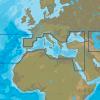 C-MAP EM-Y045: MAX-N+ C: S EURO CONTINENTAL