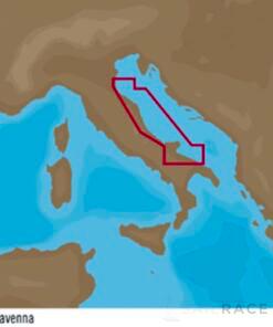 C-MAP EM-Y061 : Bari to Ravenna