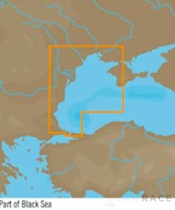 C-MAP EM-Y120 : Western Part of Black Sea