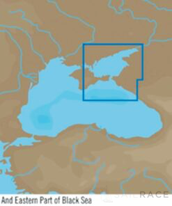 C-MAP EM-Y121 : Azov Sea and Eastern Part of Black Sea