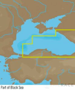 C-MAP EM-Y122 : Southern Part of Black Sea