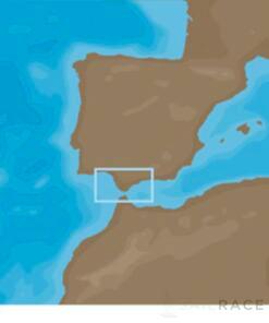 C-MAP EM-Y126 : Gibraltar