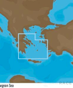 C-MAP EM-Y128 : Central Aegean Sea