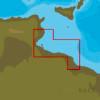 C-MAP EM-Y136 - Cap Africa To Misratah - MAX-N+ - European - Local