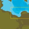 C-MAP EM-Y137 : MAX-N+  L MISRATAH TO KAMBUT : Mediterranean and Black Sea - Local