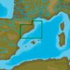 C-MAP EM-Y140 : MAX-N+  L PENISCOLA TO PORT LA NOUVELLE : Mediterranean and Black Sea - Local
