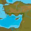 C-MAP EM-Y150 : MAX-N+  L EKINCIK TO ULUCINAR : Mediterranean and Black Sea - Local