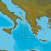 C-MAP EM-Y151 : MAX-N+  L GREECE WEST COASTS
