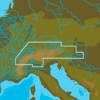 C-MAP EN-N068 - Central European Lakes - MAX-N-European-Local