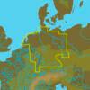 C-MAP EN-N080 : Germany Inland