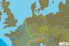 C-MAP FR-N080 : Allemagne intérieure