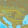 C-MAP EN-N082 : Danube: Kelheim To Black Sea