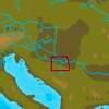 C-MAP EN-N085 : Danube: Croatia