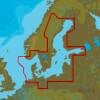 C-MAP EN-N299 : Baltic Sea And Denmark