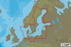 C-MAP EN-N299 : Baltic Sea And Denmark