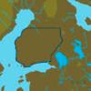 C-MAP EN-N327 : MAX-N L: FINLAND LAKES SOUTH : Freshwaters West Europe - Local