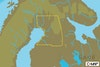 C-MAP EN-N328 : MAX-N L: FINLAND LAKES CENTRAL : Freshwaters West Europe - Local