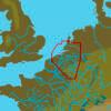 C-MAP EN-N330 : MAX-N L: BELGIUM IN:NIEUWPOORT TO AMSTERDAM : Freshwaters West Europe - Local