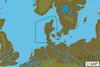 C-MAP EN-N333 : MAX-N L: EIDER TO AARHUS : North and Baltic Seas - Local