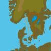 C-MAP IT-N336 : MAX-N L: HOGANAS A FREDRIKSTAD-VANEM : Mare del Nord e Mar Baltico - Locale