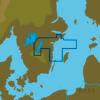C-MAP EN-N337 : MAX-N L: SODERTALJE TO OSKARSHAMN-VIKEN : North and Baltic Seas - Local