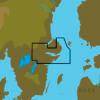 C-MAP EN-N338 : MAX-N L: BJORNNNN TO VALSVIKEN E SORFJARDEN : Mare del Nord e Mar Baltico - Locale