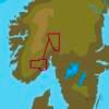 C-MAP EN-N586 : Norwegian Inland Waters
