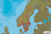C-MAP EN-N590 : Scandinavia Inland Waters