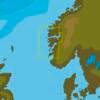 C-MAP EN-N592 : Aardal To Maaloey