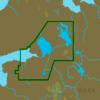 C-MAP EN-N604 : Russian Lakes