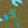 C-MAP EN-N611 : Lago Onezhskoe