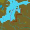 C-MAP FR-N614 : Lettonie