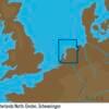 C-MAP EN-Y062 : Netherlands North- Emden  Scheveningen