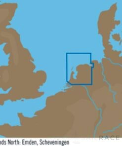 C-MAP EN-Y062 : Netherlands North- Emden Scheveningen
