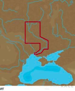 C-MAP EN-Y084 : Dniepr River