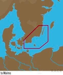 C-MAP EN-Y270 : MAX-N+ L: HELSNGBORG - VALDERMRSVK