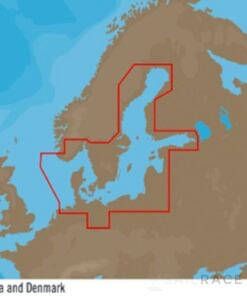 C-MAP EN-Y299 : Baltic Sea and Denmark