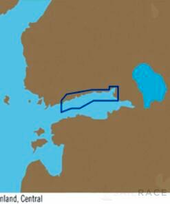 C-MAP ES-Y310 : Golfo de Finlandia Central