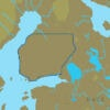 C-MAP EN-Y327 : MAX-N+ L: FINLAND LAKES SOUTH : Freshwaters West Europe - Local