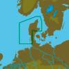 C-MAP EN-Y333 : MAX-N+ L: EIDER TO AARHUS : North and Baltic Seas - Local