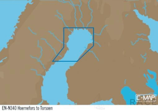 C-MAP EN-Y340 : Hoernefors to Torsoen