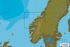 C-MAP EN-Y593 : Dalsfjorden to Brandsfjorden