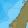 C-MAP EN-Y594 : Smoela to Glomfjorden