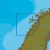 C-MAP EN-Y595 : Melfjorden to Narvik and Lofoten Is.