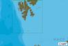 C-MAP EN-Y598 : Svalbard Islands